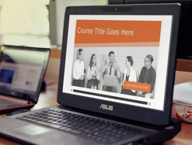 storyline e-learning course starter template example
