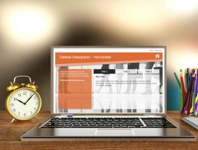 storyline e-learning tabbed interaction template
