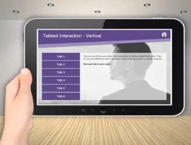 storyline tabbed e-learning template