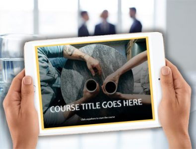 course starter storyline interactive template